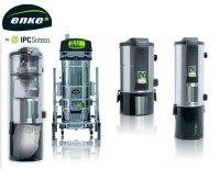 Встроенные пылесосы ENKE Air Technology